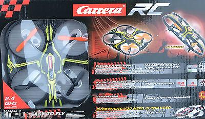 Carrera RC 2.4 GHz Quadrocopter Quadrokopter CRC X1 370503001 Neu & Ovp