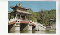 Bf18878 Wilow Bridge On The Summer Palace China Front/back Image -  - ebay.co.uk