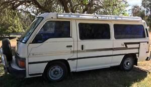 Nissan Urvan Campervan