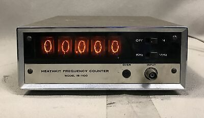 Heathkit IB-1100 Frequency Counter