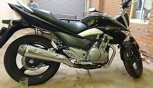 2014 Suzuki Inazuma 250 Whyalla Whyalla Area Preview