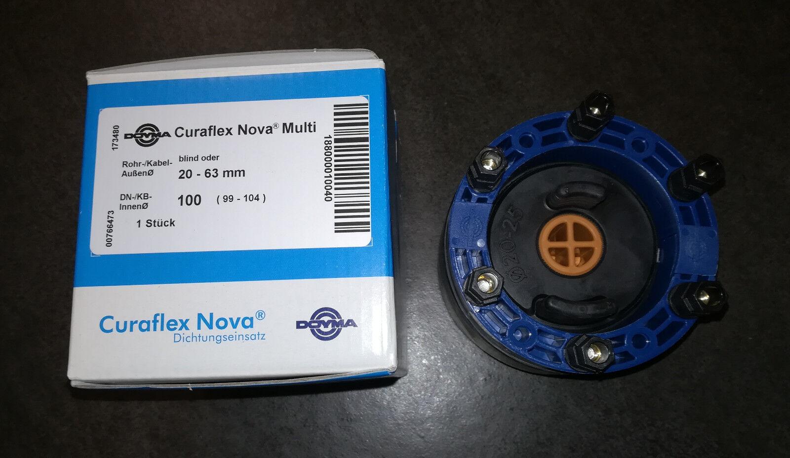 Doyma /& Hauff Dichtung DN 80 für Rohr Kabel von 32-35mm V2A Edelstahl ähnl
