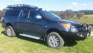 2013 Mazda BT50 XTR Ute Freestyle Cab ***PRICE REDUCED*** Gundaroo Yass Valley Preview