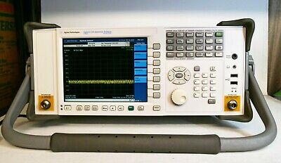 Agilent Csa Spectrum Analyzer N1996a 100 Khz - 6 Ghz With Options