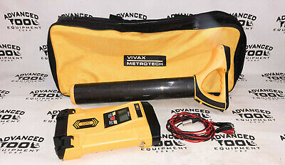 Vivax Metrotech Vlocpro2 Pipe Cable Utility Locator Transmitter Loc-5stx Vx205-5