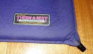 Thermarest Sleeping Mat (Full Length, Self Inflating) Balcatta Stirling Area Preview