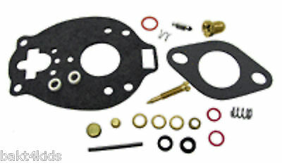 Carburetor Kit For Massey Harris Ferguson W Marvel Schebler Carbstsx13tsx28