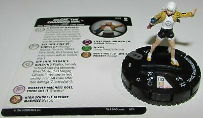 Cosmic Girl Games (DC HEROCLIX REBIRTH RARE SHADE, THE CHANGING GIRL 044)