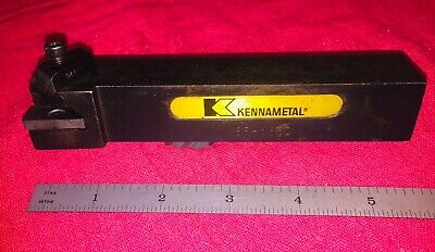 Kennametal Top-notch Nsr-166d Grooving Threading Tool Holder Wcarbide Seat