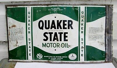 quaker state oil cans for sale  Davidson