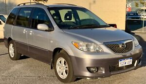2005 Mazda MPV Automatic 7 Seat V6 Luxury   12 Month Warranty included O'Connor Fremantle Area Preview