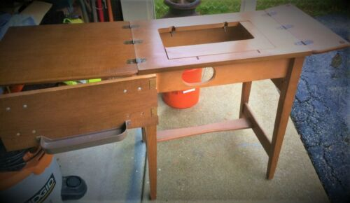 Antique Sewing Table....