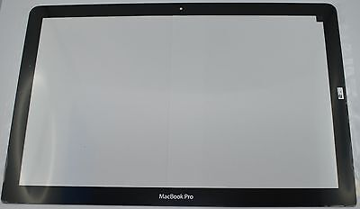 Apple Macbook Pro A1278 Display Glas Front Scheibe Glass Screen Frontscheibe 13""