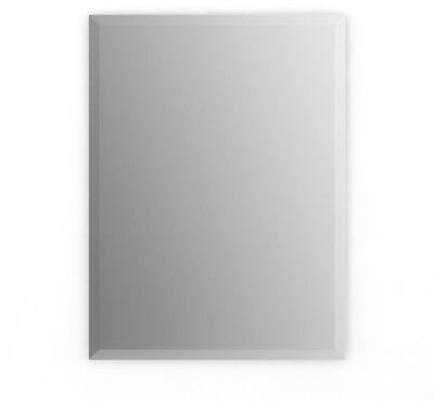 Delta Glass Mirror Rectangular Frameless Bathroom Vanity Wal