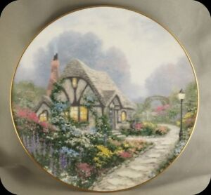 4 beautiful Collector's Plates