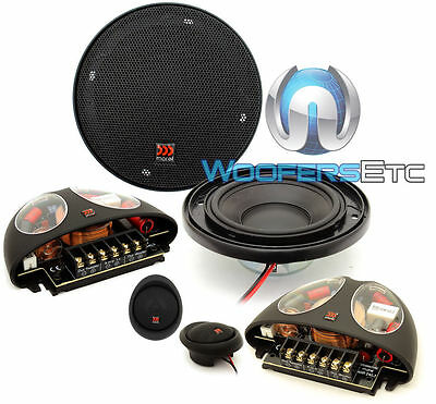 "MOREL HYBRID 402 SLIM 4"" CAR 2WAY COMPONENT SPEAKERS MIDS TWEETERS CROSSOVERS for sale  Shipping to South Africa"