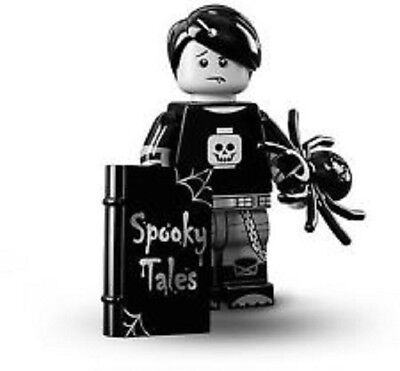 Lego Minifigure Series 16 Blind Bag 71013 NEW Spooky Tales Boy Spider Halloween