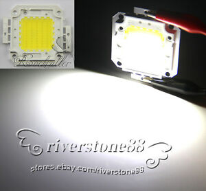 LOTS 10W 20W 30W 50W 100W RGB SMD Bright High Power LED Chips Flood Light Bulb