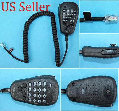 Hand Held Shoulder Mic For Yaesu Vertex Mobile Radio Ft-8500 Ft-8100m Ft-8500m