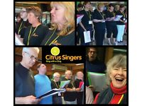 Choir in Poole. Do you love to sing? Would you like to join? Rossmore, Canford Heath and Upton