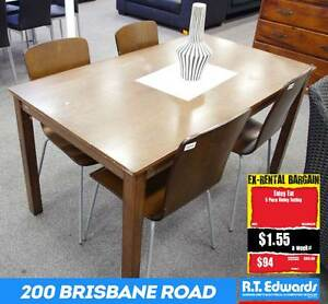 5 Piece Dining Setting Booval Ipswich City Preview