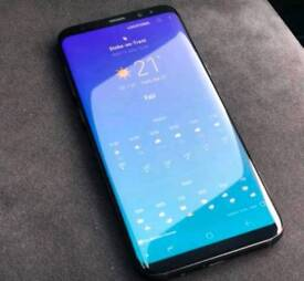 Brabd new Samsung Galaxy S8 Plus.