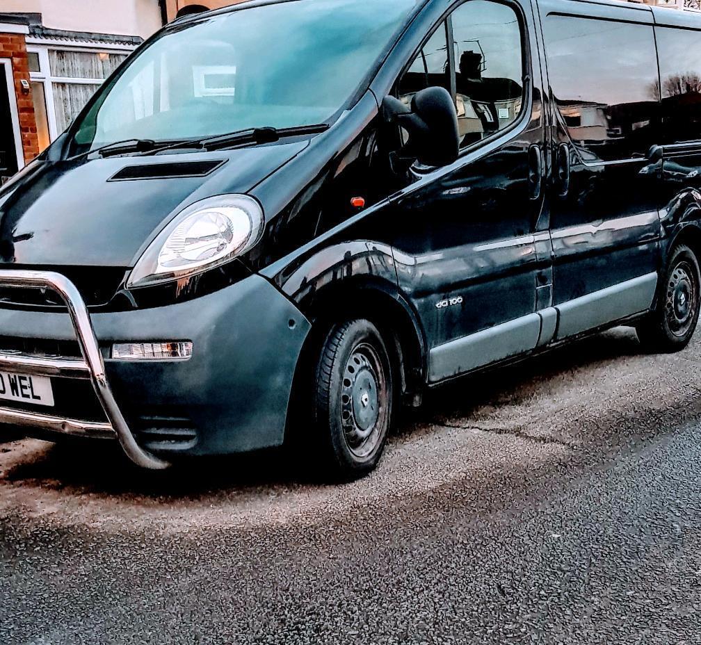 Renault trafic /vivaro