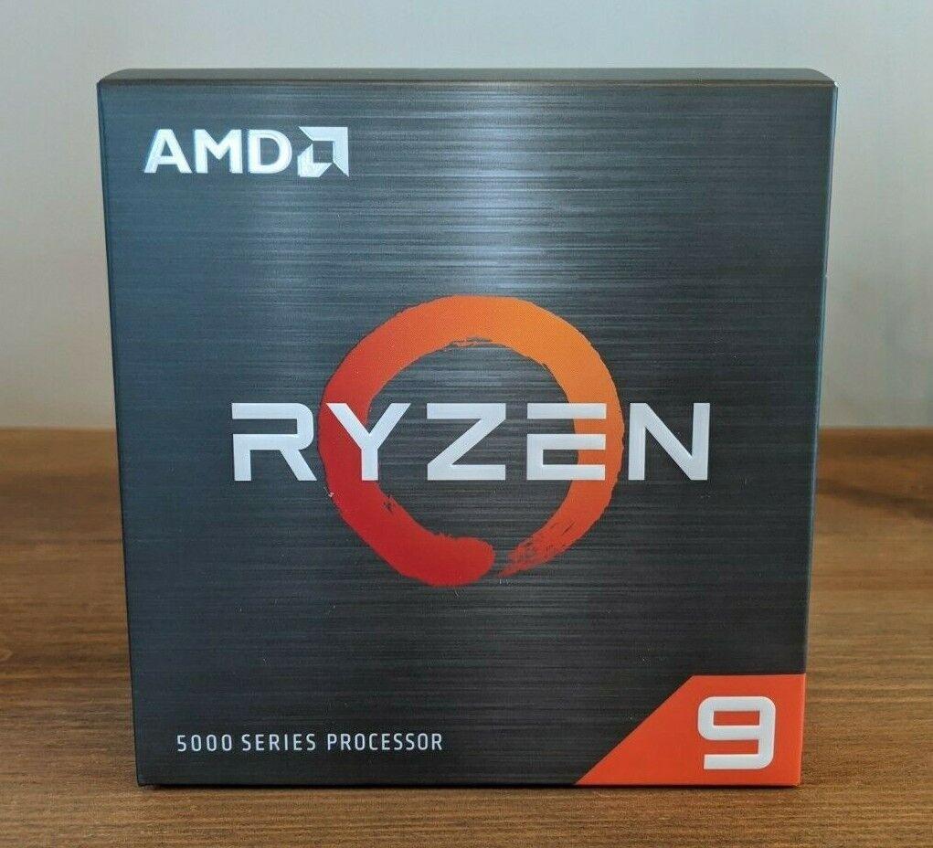 Procesador de escritorio AMD Ryzen 9 5900X (4.8GHz, 12 núcleos, Socket AM4) - Disponible