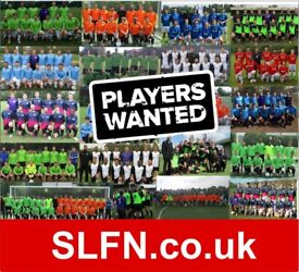 2 Midfielders needed, teams looking for players, play football london ah2g