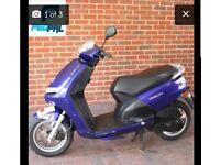 Moped Peugeot vivacity 50cc