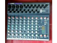 Mixer - Soundcraft Spirit Folio Lite