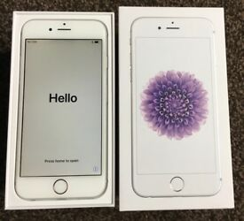 Apple IPhone 6. Immaculate Condition.