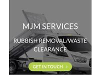 Waste/rubbish clearance