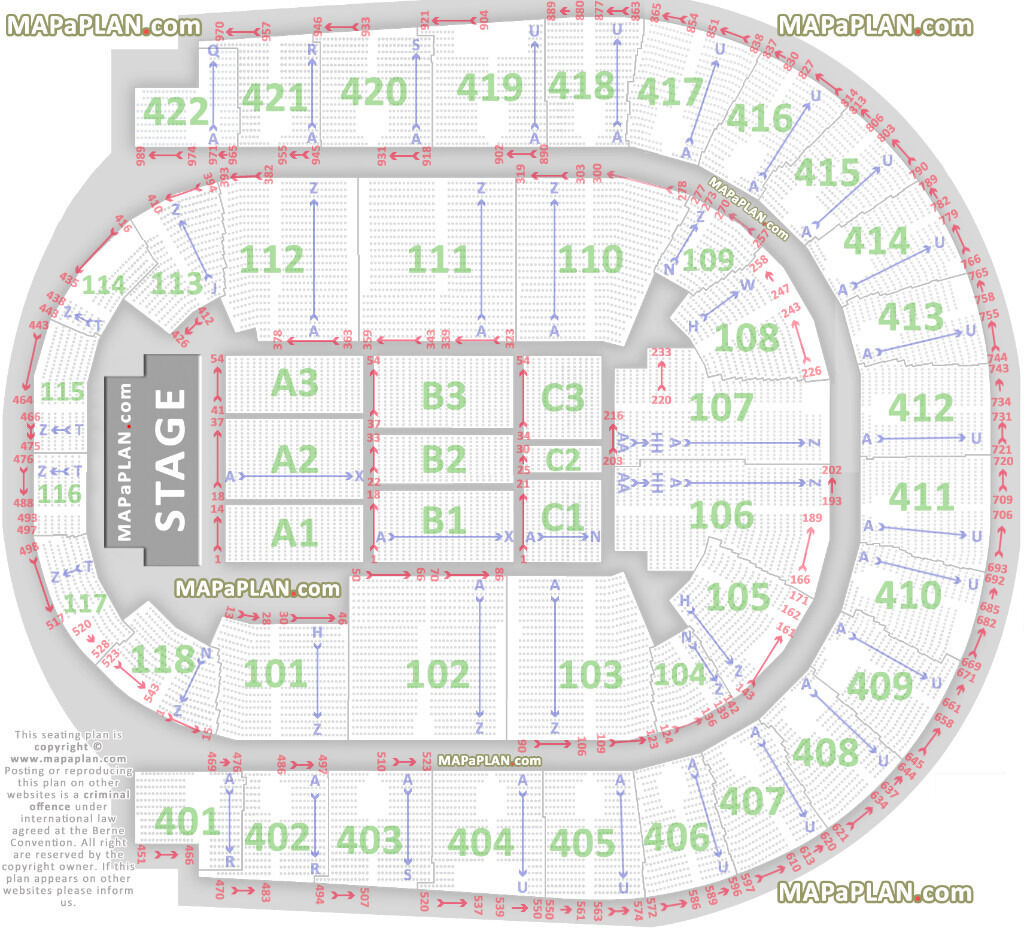 Nec Birmingham Floor Plan 30 07 2017 C 233 Line Dion 02 Arena London 2 Tickets In