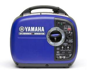 Yamaha EF2000iST Portable Generators Inverters | Albertas Lowest Prices | Edmonton Yamaha Power |