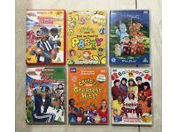 24 Children DVDs. Some Brand New. Excellent Condition.