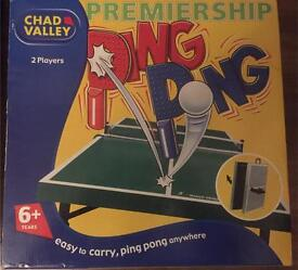 CHAD VALLEY PING PONG - New
