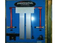 Supertracker MCA1 Bike Laser Alignment System