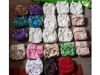 Cloth Reusable Washable Nappy Bundle