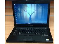 Used Dell E6400 Laptop On Windows 10