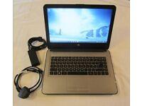 HP Laptop Model No: 14-an001na