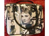 Audrey Hepburn Fashion Handbag