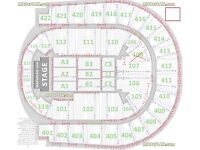 4x Drake-Boy Meets Girl World Tour O2 London Tickets February 4th Amazing Seats (Seated together)