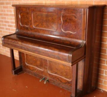 Piano Upright Lipp & Sohn Stuttgart Collaroy Manly Area Preview