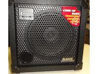 Roland Boss Bass Cube 30 watt Amplifier - Modelling and Multi-Fx Good Condition