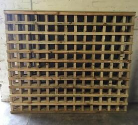 🌳Wooden Trellis Fence Panels -Various Sizes Available🌲