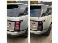 Range ROVER L405 TAIL LIGHTS UPGRADE 2013 to 2019 Model