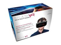ASR6003 Stealth VR100 Virtual Reality Headset with 3D Mode