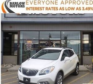 2013 Buick Encore **LEATHER INTERIOR,BLUETOOTH,BACK UP CAM**