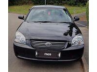 Black Kia Magentis, Genuine low mileage, £2000 ONO